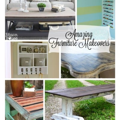 Amazing Furniture Makeovers | Friday Features