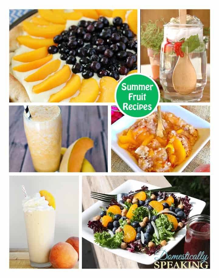 Summer Fruit Recipes