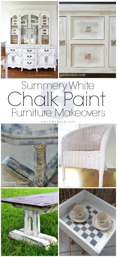 Summery-White-Chalk-Paint-Furniture-Makeovers