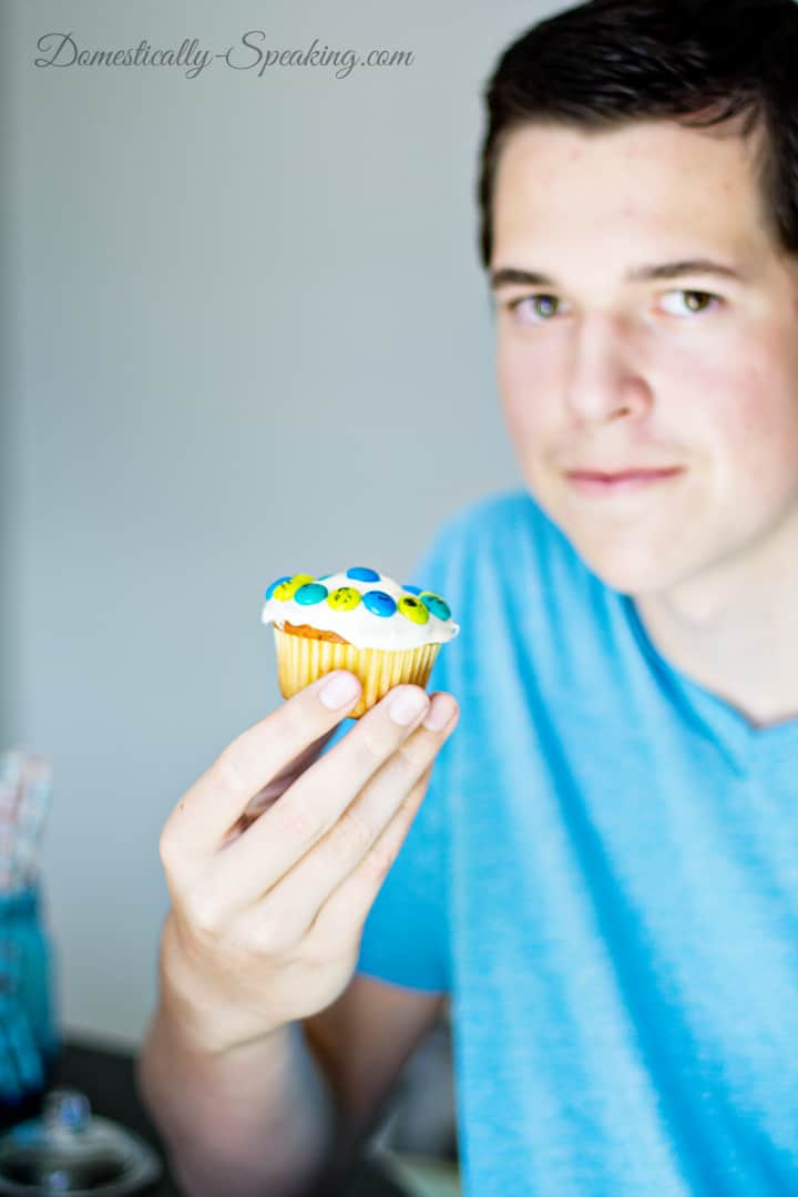 Birthday idea for a teen boy