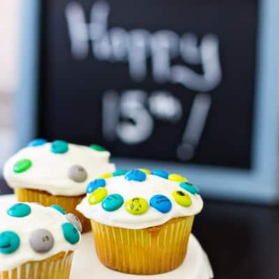 Easy Teen Boy's Birthday Party