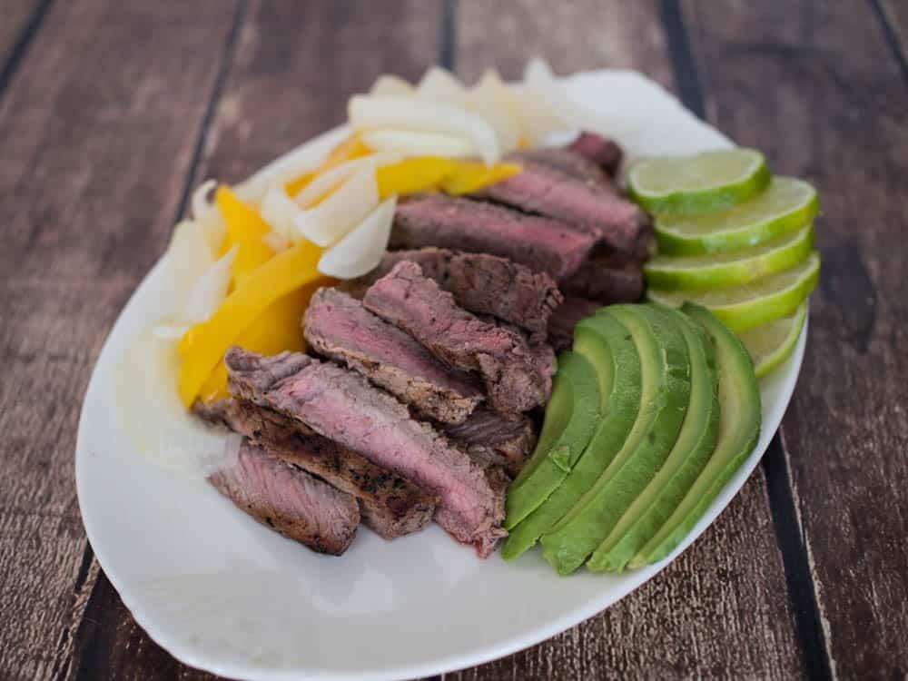 easy-steak-fajitas from Upstate Ramblings