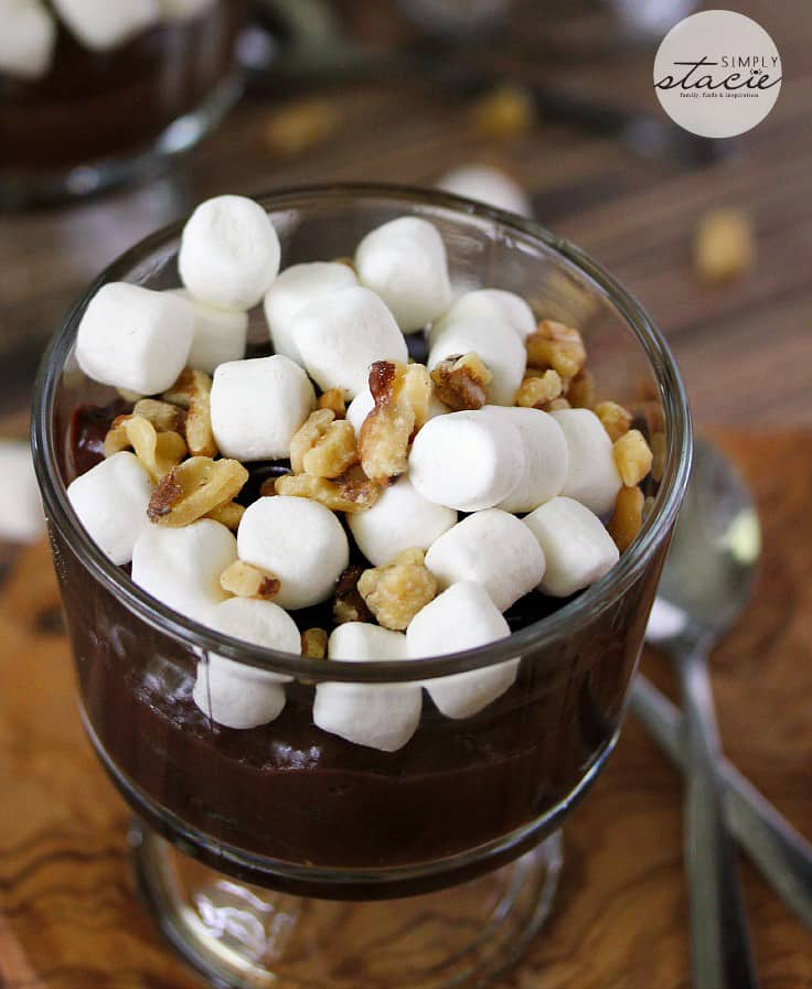 rocky-road-pudding from Simply Stacie
