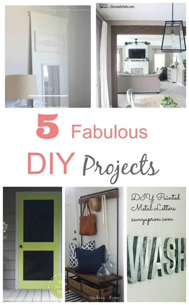 5-Fabulous-DIY-Projects-you-can-do-in-a-day My Uncommon Slice of Suburbia
