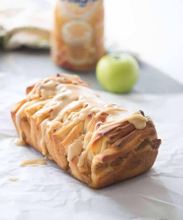 Apple-Pull-Apart-Bread from Lemons for Lulu