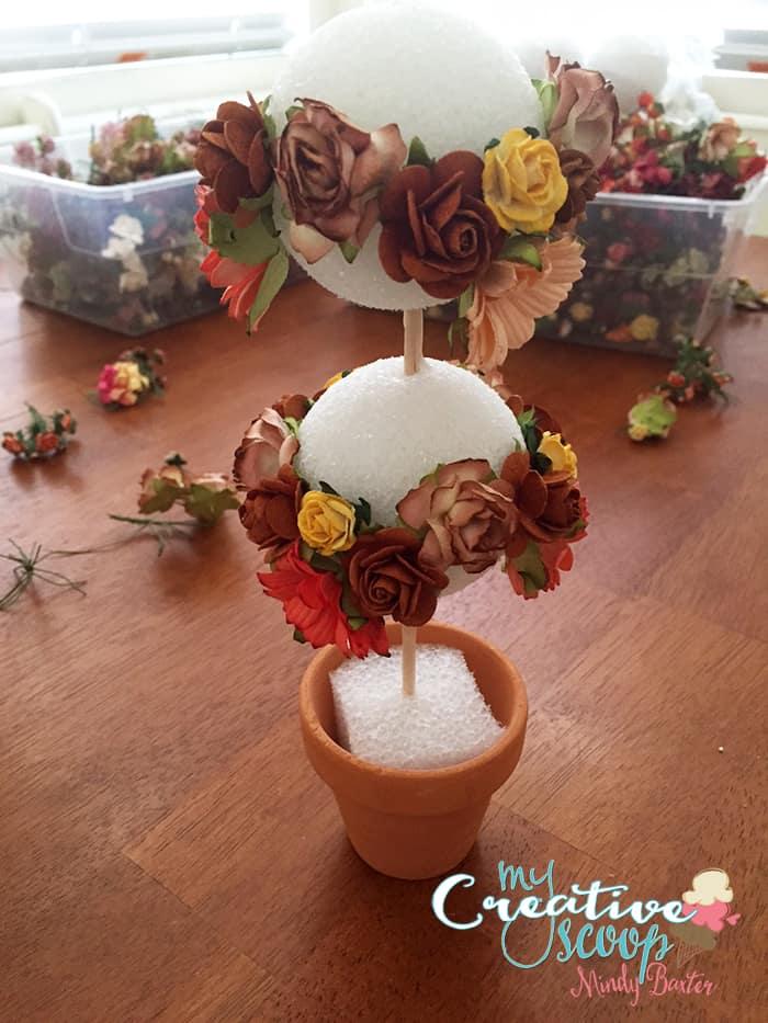 Fall Topiary Tutorial Step (8)