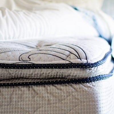 Mattress Update Means a Better Night of Sleep