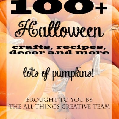 All Things Halloween… lots of Pumpkins |  All Things Creative