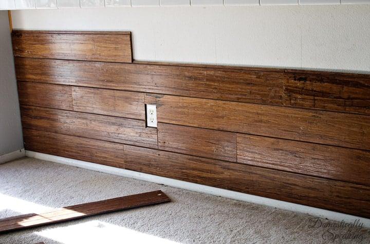 Barstool Plank Wall 1