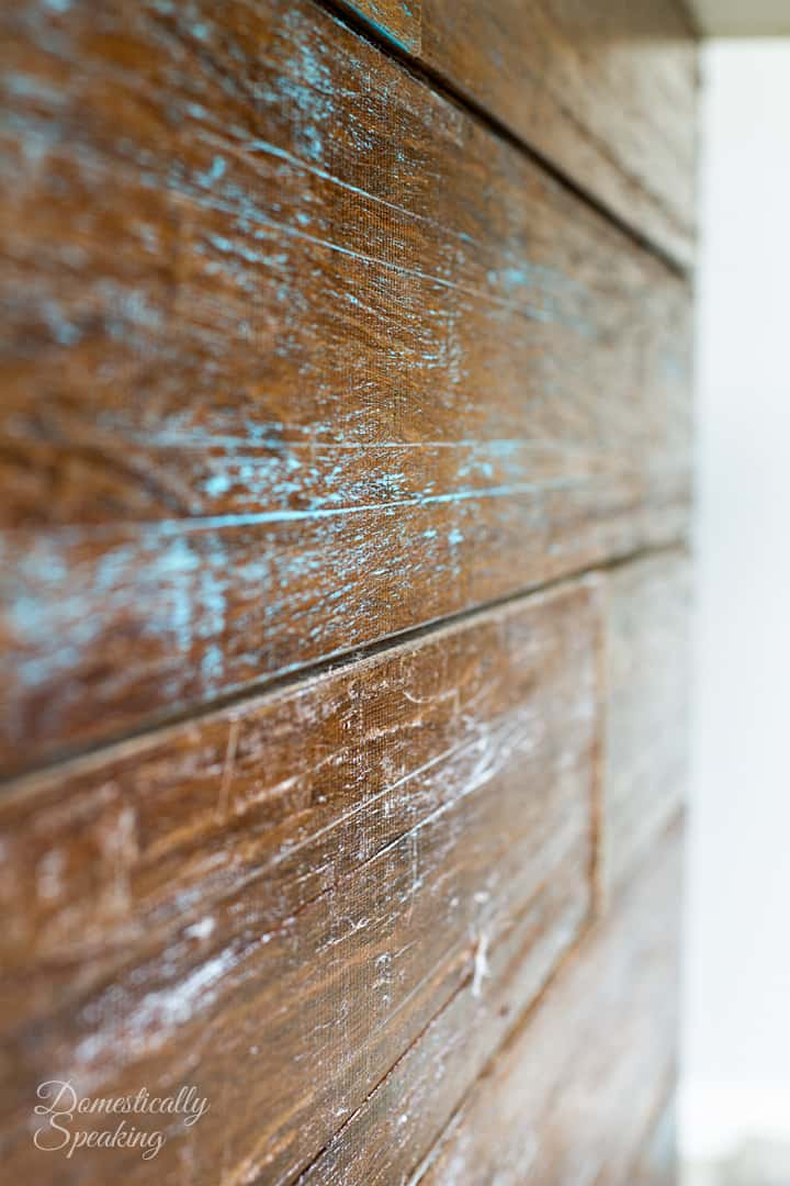 Barstool Plank Wall 6