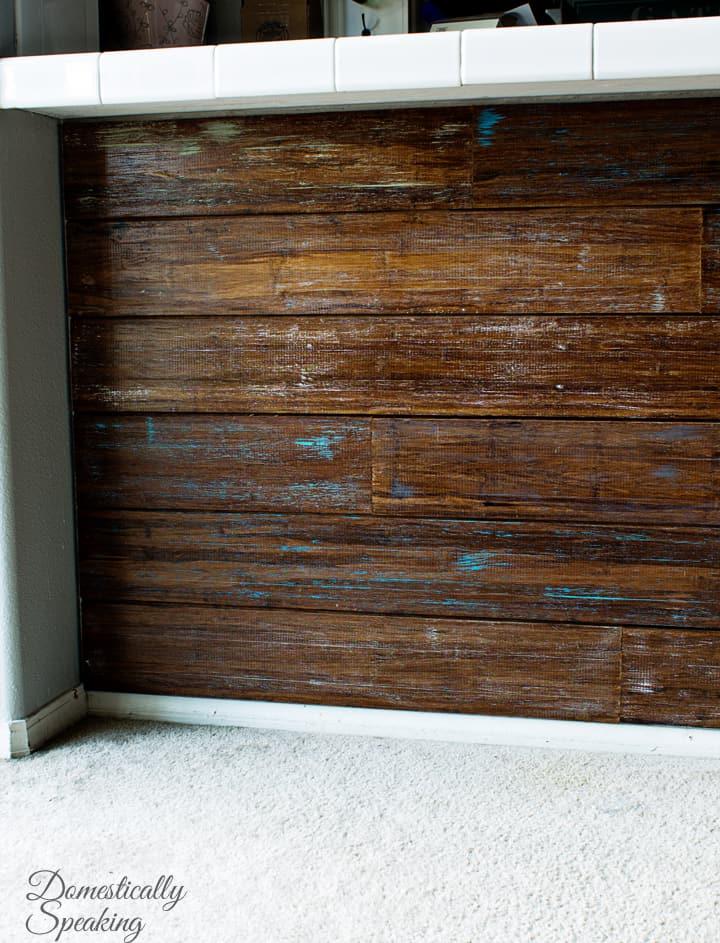 Barstool Plank Wall 7