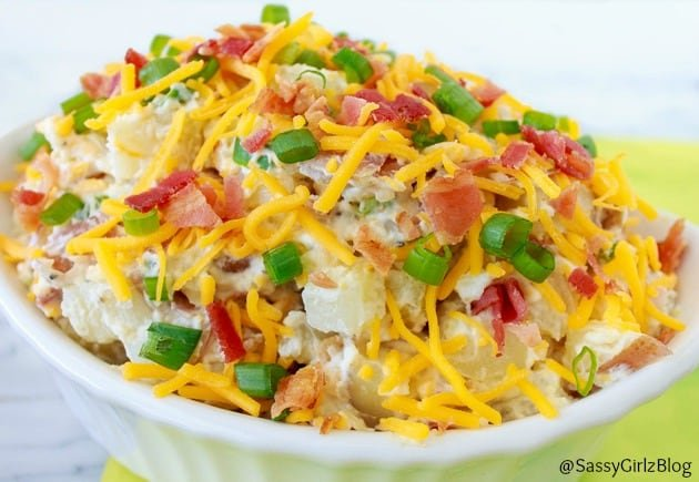 loaded-baked-potato-salad from Sassy Girlz