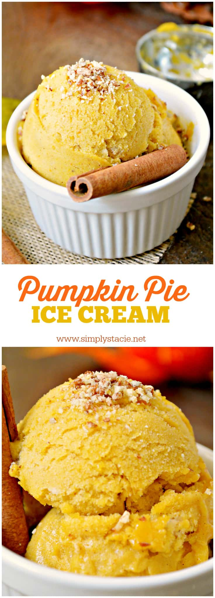pumpkin-ice-cream from Simply Stacie