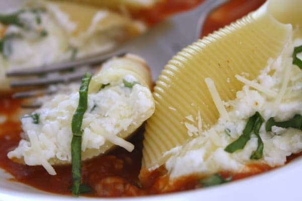 3-Cheese-Stuffed-Pasta-Shells from Life Anchored