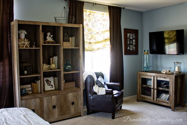 Creating a Reading Nook in Your Master Bedroom