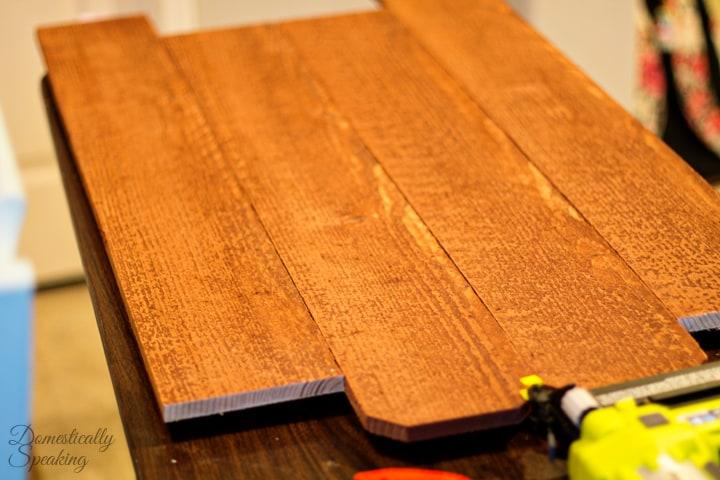 DIY Easy Wood Owl 6