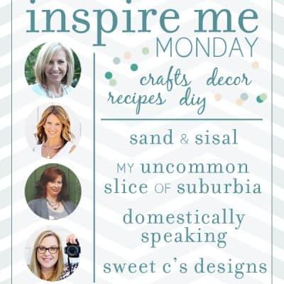 Inspire Me Monday #84