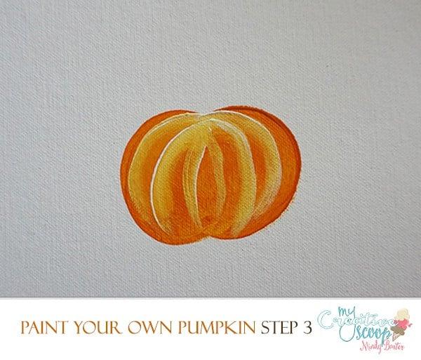 Paint Your Own Pumpkin 3