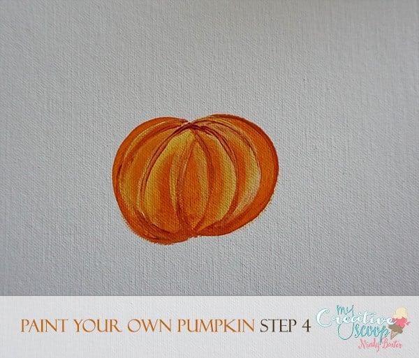 Paint Your Own Pumpkin 4