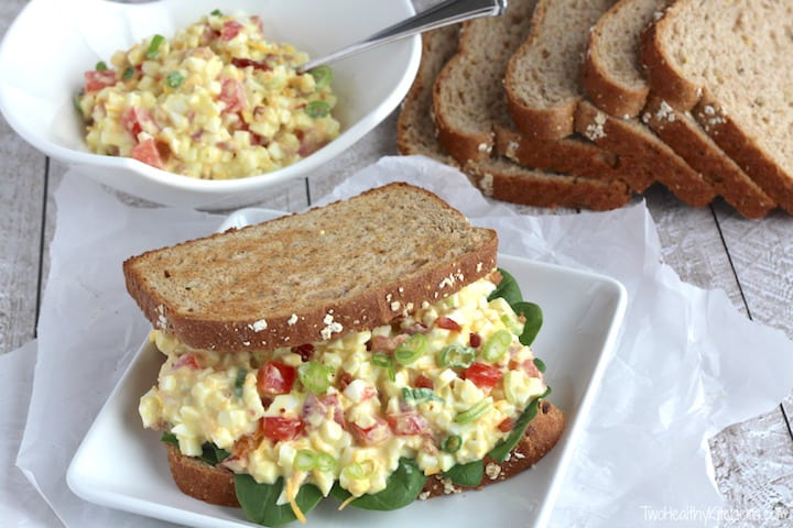 THK-BLT-Egg-Salad from Two Healthy Kitchens