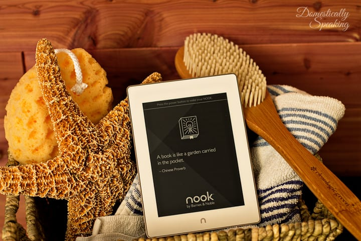 The New Nook a great gift idea 2