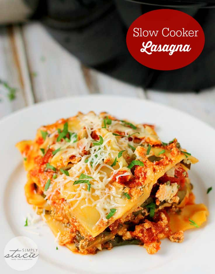 slow-cooker-lasagna from Simply Stacie