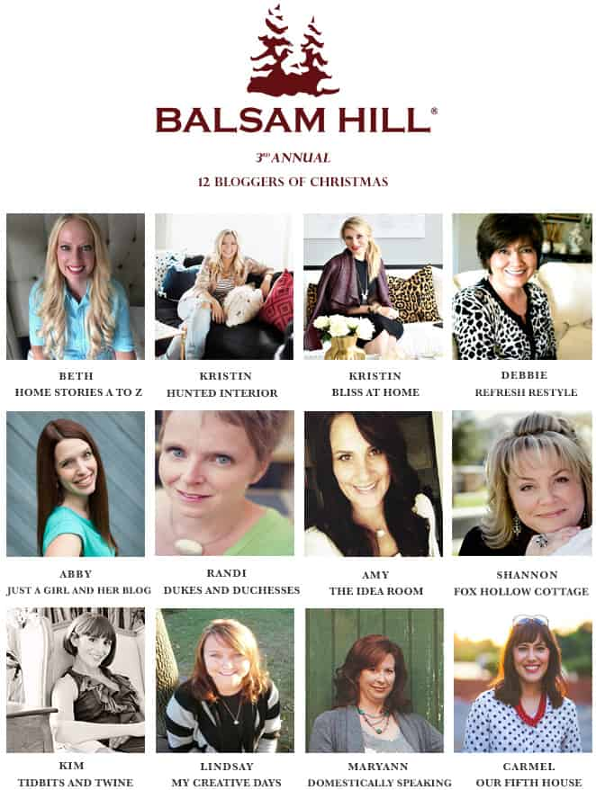 BH 12 Bloggers of Christmas 2015