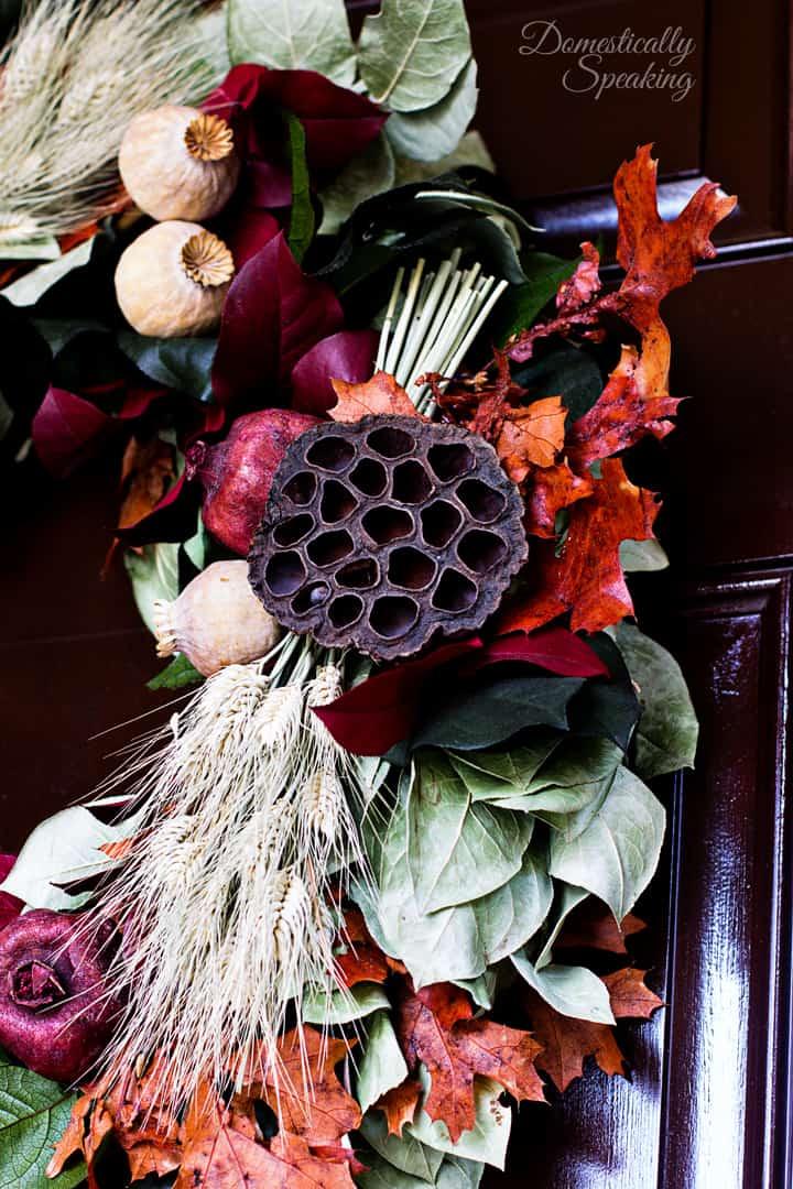 Beautiful Autumn Wreath 2