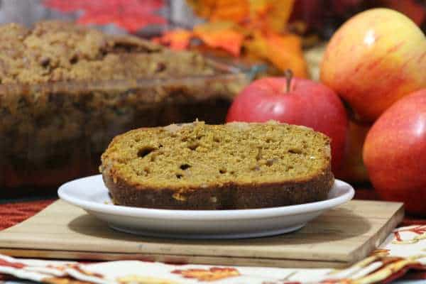 Caramel-apple-bread from Serendipity and Spice
