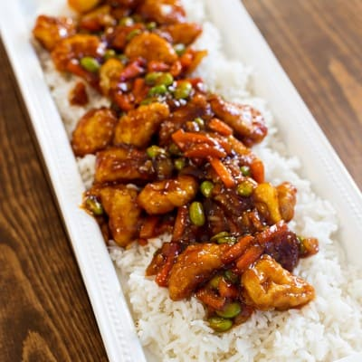 Easy Orange Chicken for Busy Weeknights