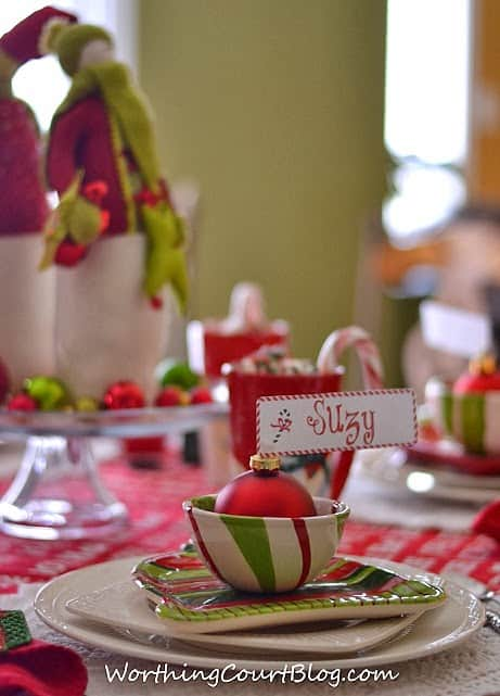 Free-Christmas-Placecard-Printable from Worthing Court