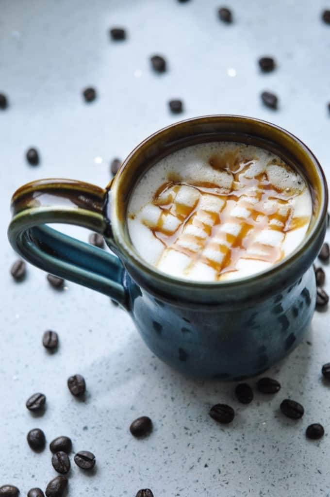 How-to-make-a-Caramel-Macchiato-at-Home-with-the-Saeco-Moltio from Suburble
