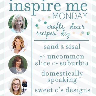 Inspire Me Monday #99