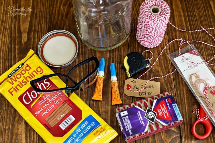Mason Jar DIY Gift Ideas