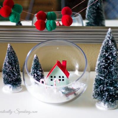 Mini Winter Wonderland