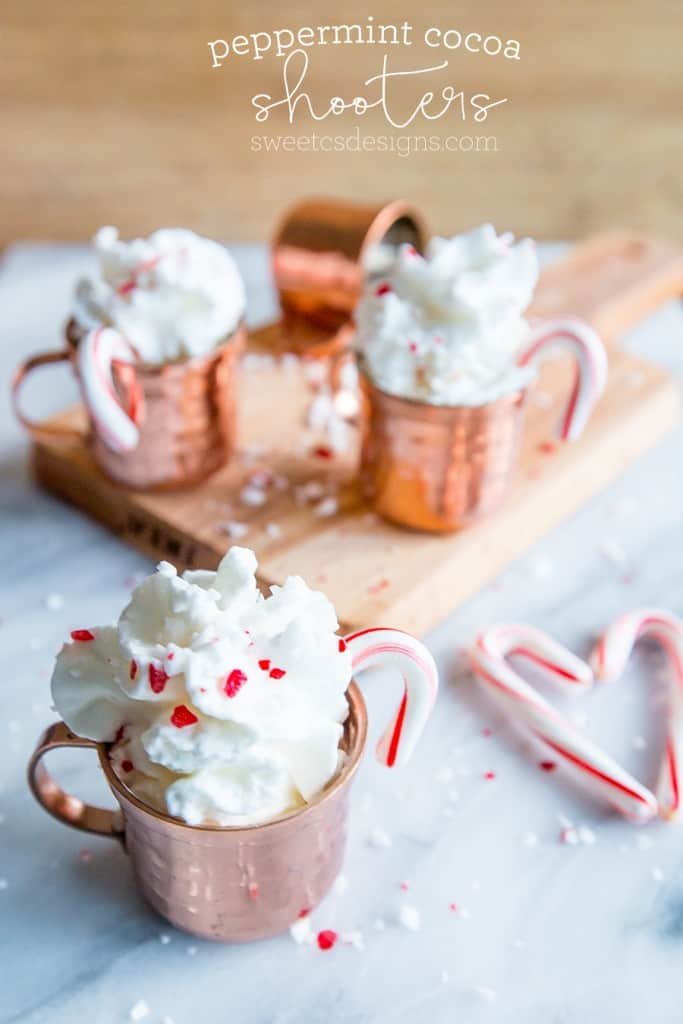 Peppermint-cocoa-shots-these-are-festive-and-delicious-Non-Alcoholic-version-too- from Sweet Cs Designs