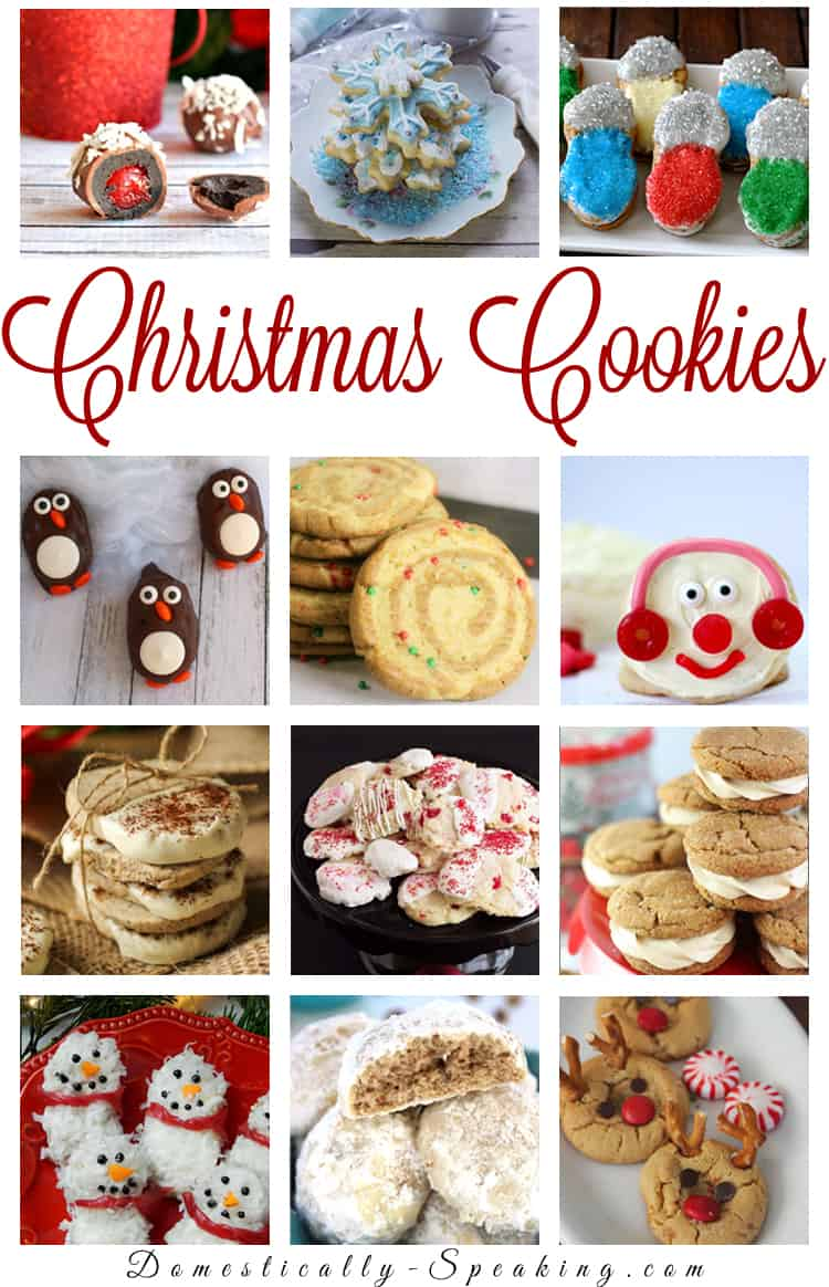 Christmas Cookies - 12 holiday recipes you'll want to make this season