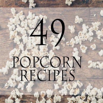 National Popcorn Day |Delicious Popcorn Recipes