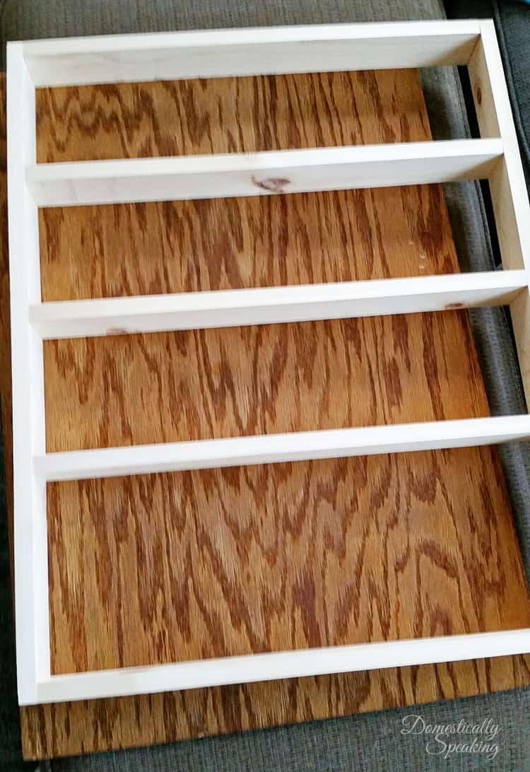 Building a Nail Polish Shelf