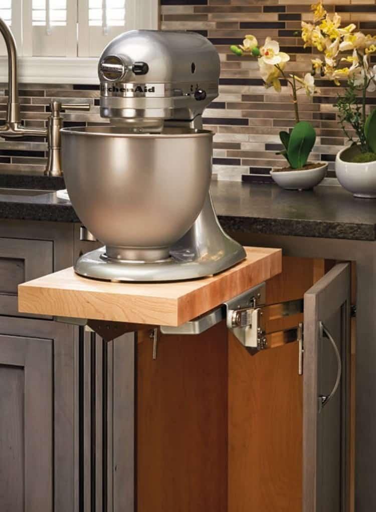 Cabinet Mixer Lift