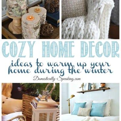 Cozy Warm Home Decor Ideas