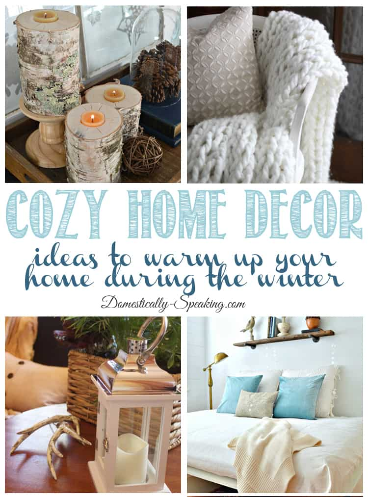 Cozy Home Decor ideas During Winter Warm Home Decor