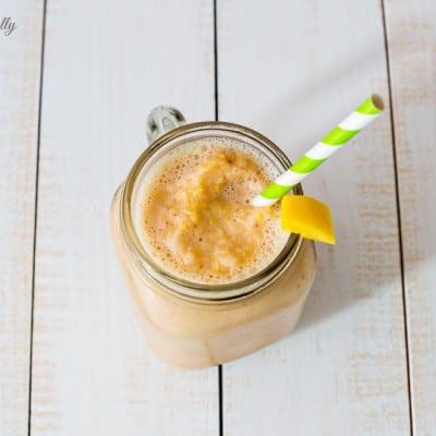 Mango Smoothie | Delicious Breakfast Smoothie