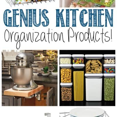 Genius Kitchen Organization Products