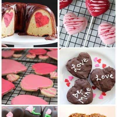 Valentine Treat Ideas | Lots of Heart Shaped Sweets