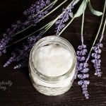 Homemade Body Scrub Recipe Vanilla Lavender get rid of that dry skin