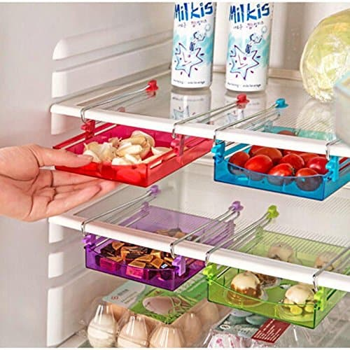 Refrigerator Additional Storage Drawers