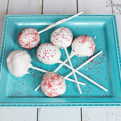 Donut Hole on a Stick | Easy Faux Cake Pop