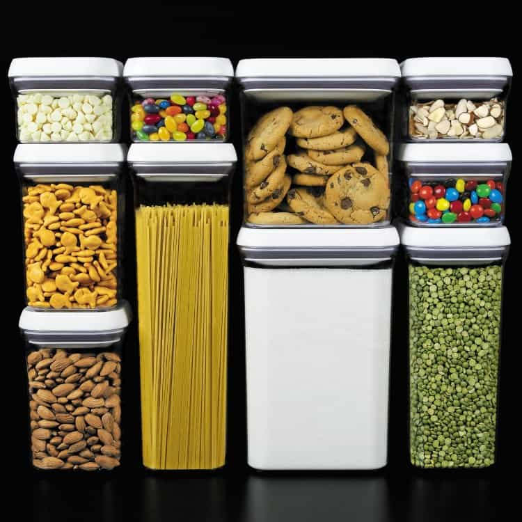 XOX favorite storage containers