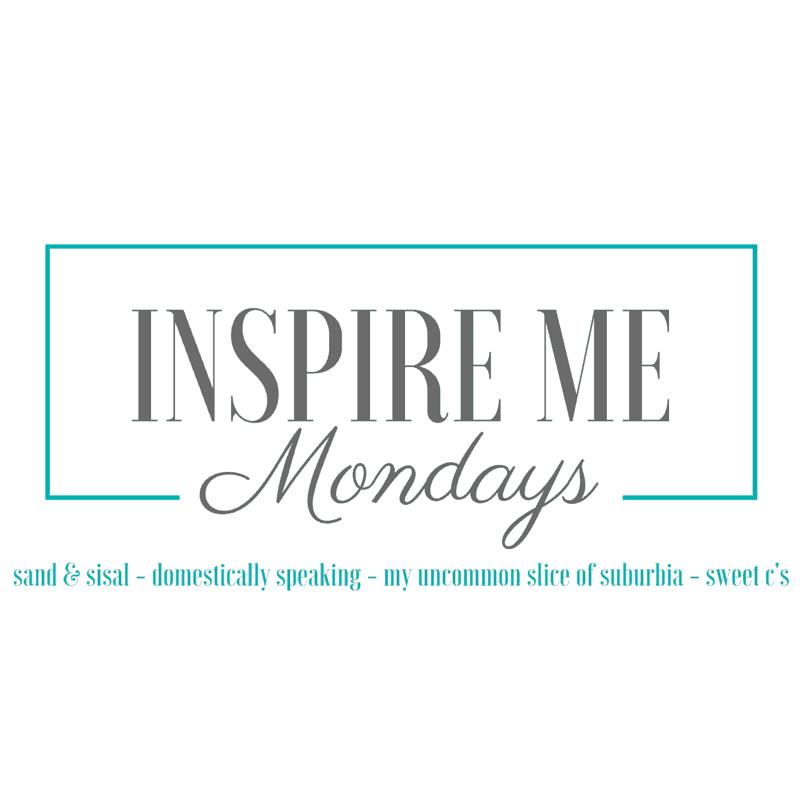 Inspire Me Monday #100